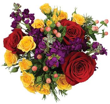 Bouquet European 006