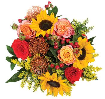 Bouquet European 012