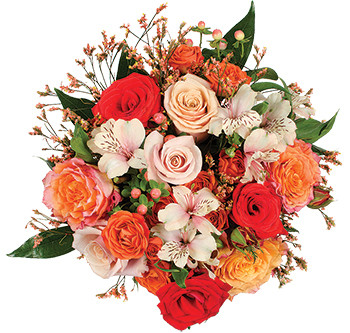 Bouquet European 014