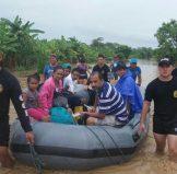 Наводнение на юг-западе Эквадора