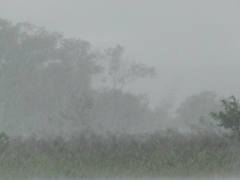 Дожди в Кито